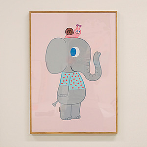 굴리굴리 / LOVELY ELEPHANT (002)